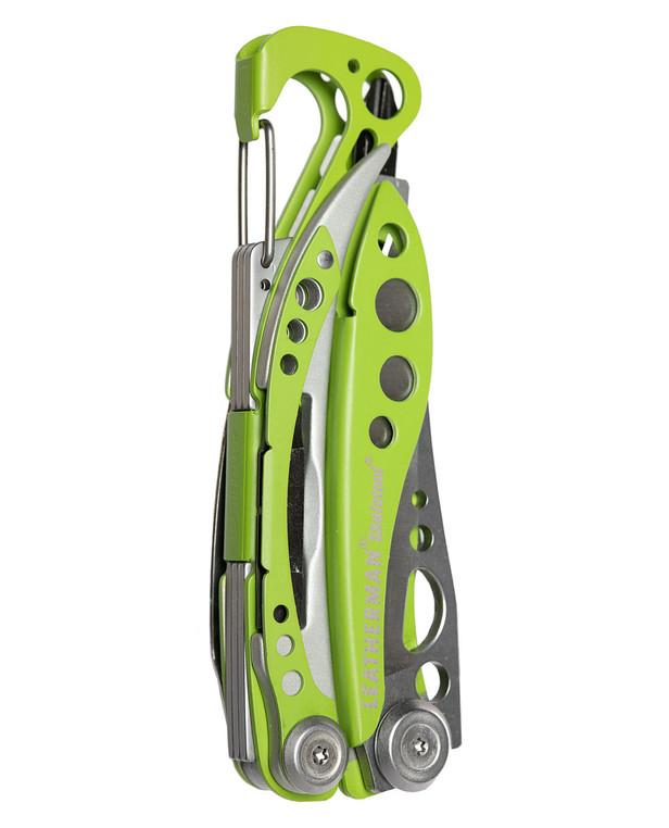 Leatherman Skeletool Moos Green