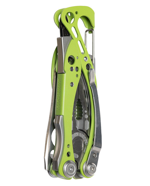 Leatherman Skeletool Moos Green Grün