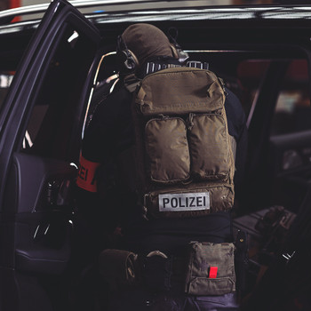 TASMANIAN TIGER - TT Modular Gunners Pack Black Schwarz