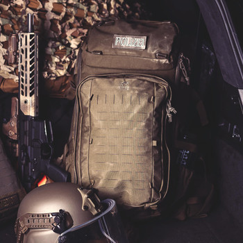 TASMANIAN TIGER - TT Modular Trooper Pack Olive