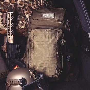 TASMANIAN TIGER - TT Modular Trooper Pack Black