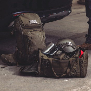 TASMANIAN TIGER - TT Modular Trooper Pack Black Schwarz