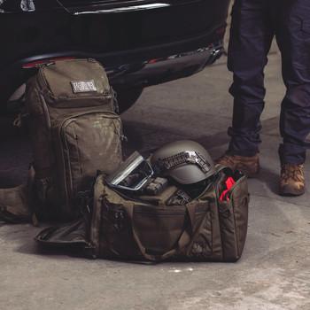 TASMANIAN TIGER - TT Officers Bag Black Schwarz