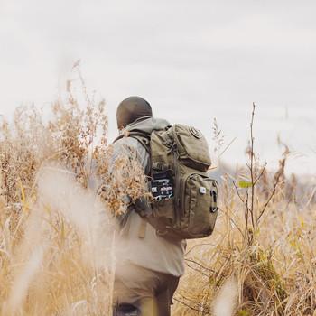 TASMANIAN TIGER - TT Modular Combat Pack Black Schwarz