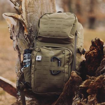 TASMANIAN TIGER - TT Modular Combat Pack Coyote Brown