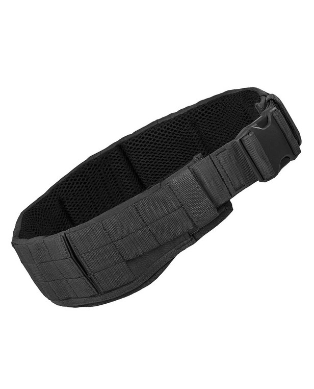 TASMANIAN TIGER TT Warrior Belt MK IV Black Schwarz