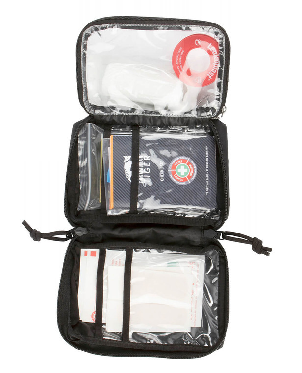 TASMANIAN TIGER TT First Aid Basic Black Schwarz