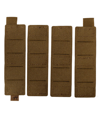 TASMANIAN TIGER - TT SGL MOLLE Adapter Set VL Coyote brown