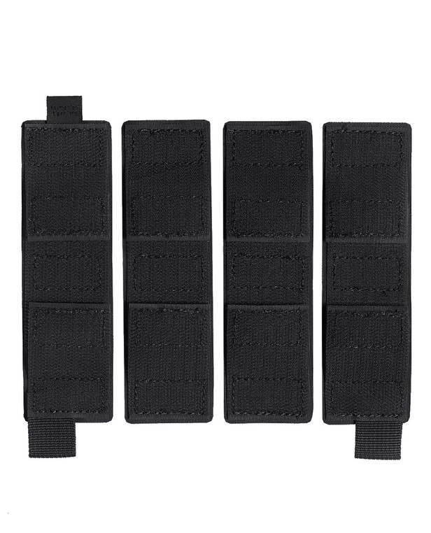 TASMANIAN TIGER TT SGL MOLLE Adapter Set VL Black Schwarz