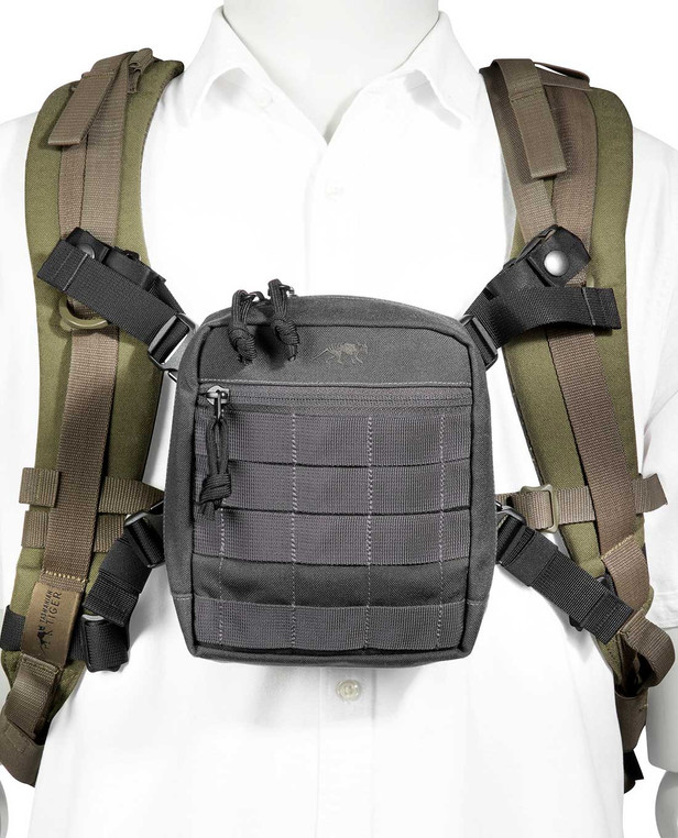 TASMANIAN TIGER TT Pouch Harness Adapter Black