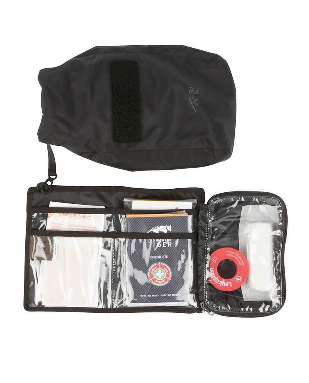 TASMANIAN TIGER TT First Aid Basic WP Black Schwarz