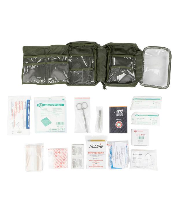 TASMANIAN TIGER TT First Aid Complete MKII Schwarz