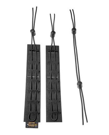 TASMANIAN TIGER - TT Modular Collector Strap Set VL Black Schwarz