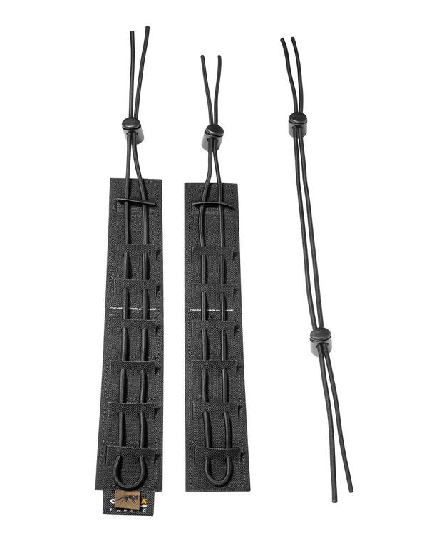 TASMANIAN TIGER TT Modular Collector Strap Set VL Black Schwarz