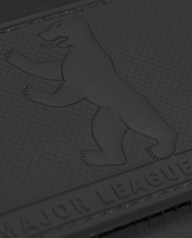TACWRK Major League Berlin Bear Rubberpatch Balck