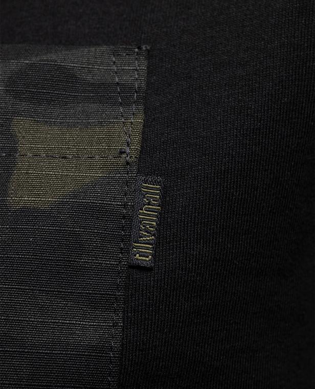 TACWRK Pocket Shirt Multicam Black