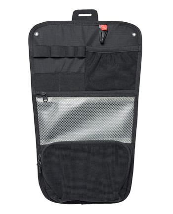 TASMANIAN TIGER - TT Organizer Panel Black