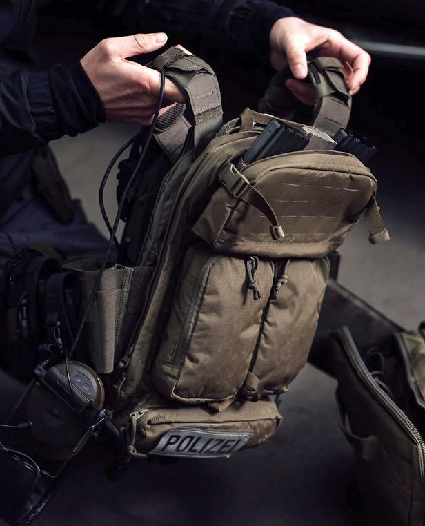 TASMANIAN TIGER TT Modular Gunners Pack Khaki