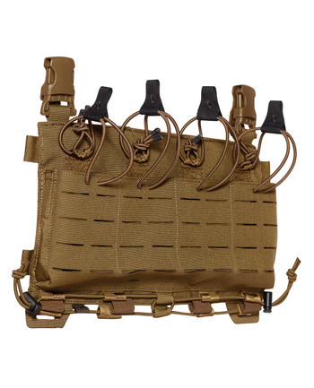 TASMANIAN TIGER - TT Carrier Mag Panel LC M4 Coyote Brown