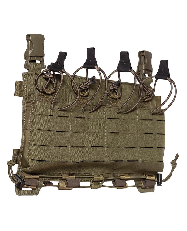 TASMANIAN TIGER TT Carrier Mag Panel LC M4 Oliv