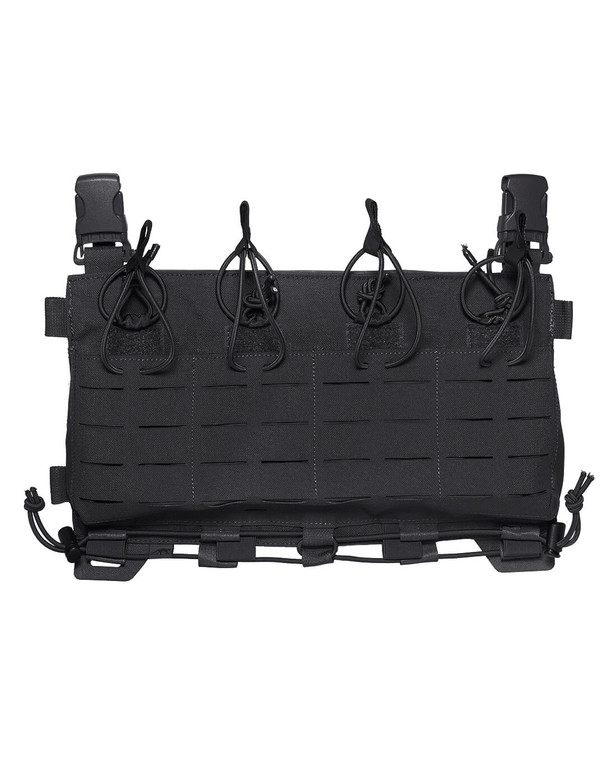 TASMANIAN TIGER TT Carrier Mag Panel LC M4 Black Schwarz