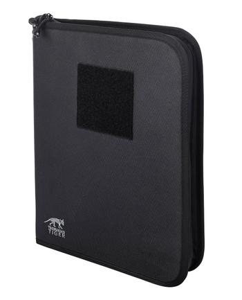 TASMANIAN TIGER - TT A4 Folder Black Schwarz