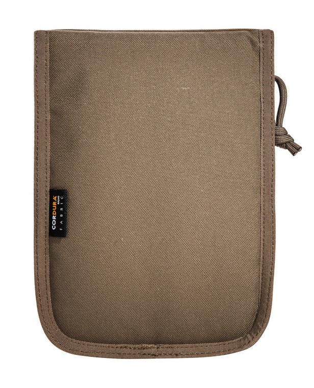TASMANIAN TIGER TT Note Book Pocket Coyote Brown