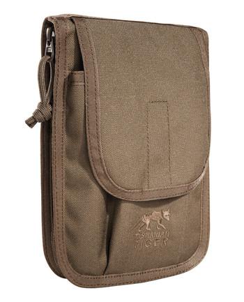 TASMANIAN TIGER - TT Note Book Pocket Coyote Brown