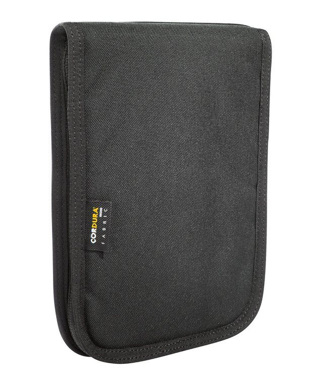 TASMANIAN TIGER TT Note Book Pocket Black Schwarz