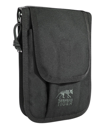 TASMANIAN TIGER - TT Note Book Pocket Black Schwarz