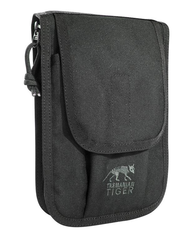 TASMANIAN TIGER TT Note Book Pocket Black