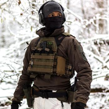 UF PRO - AcE Winter Combat Shirt Steel Grey