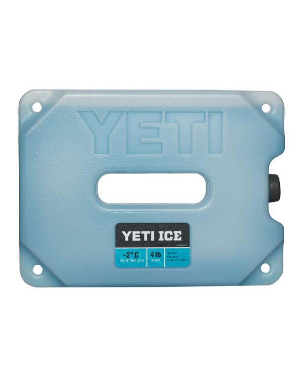 YETI Ice 4Lb Clear