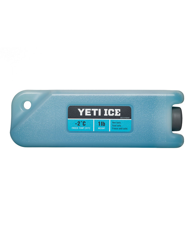 YETI Ice 1Lb Clear