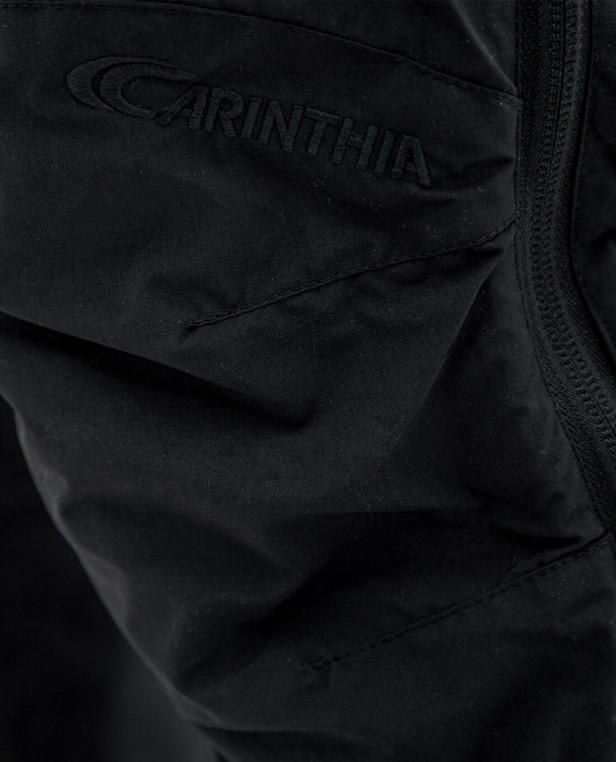 Carinthia G-Loft Windbreaker Trousers Black Schwarz