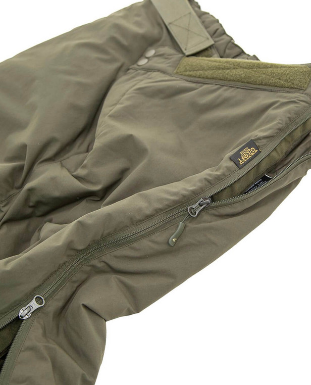 Carinthia G-Loft Windbreaker Trousers Oliv
