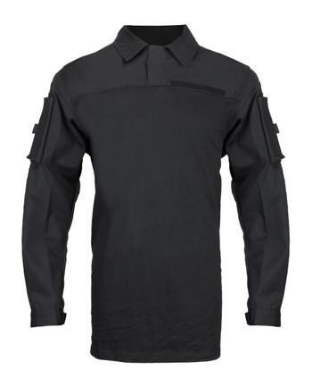 Leo Köhler - Combatshirt Ripstop Black