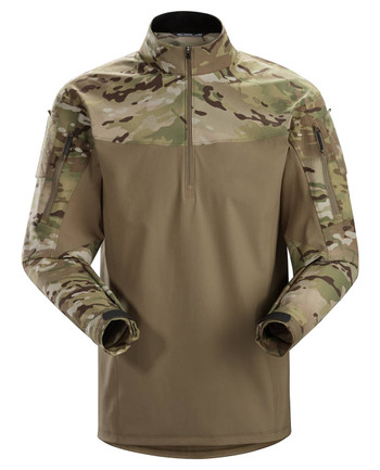 Arc'teryx LEAF - Assault Shirt SV Men's Multicam