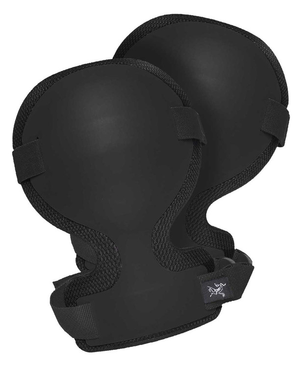 Arc'teryx LEAF Combat Knee Cap Black Schwarz