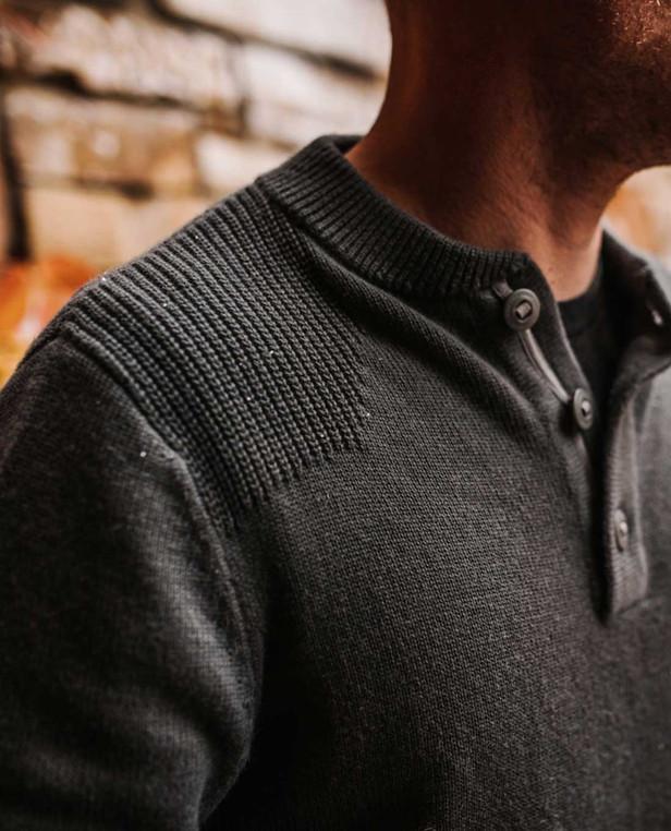 Triple Aught Design Journeyman Sweater 2021 Black