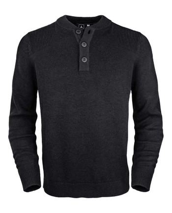 Triple Aught Design - Journeyman Sweater 2021 Black Schwarz