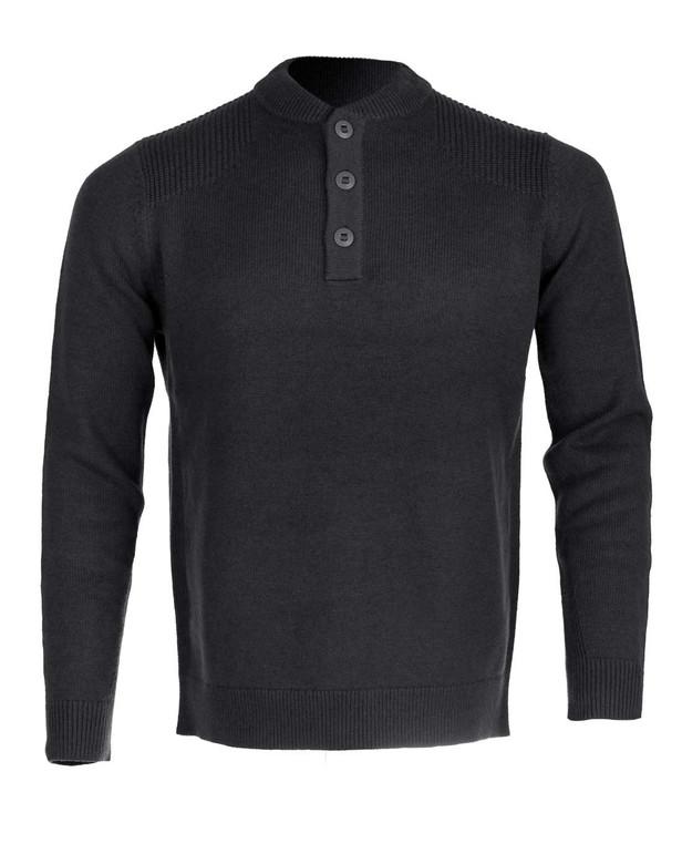 Triple Aught Design Journeyman Sweater 2021 Black Schwarz