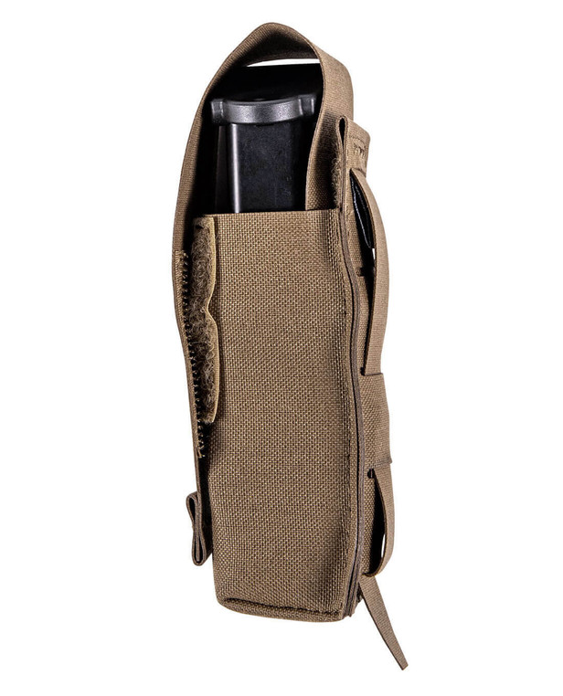 md-textil Multicaliber Quick Access Pouch Pistol Coyote Brown