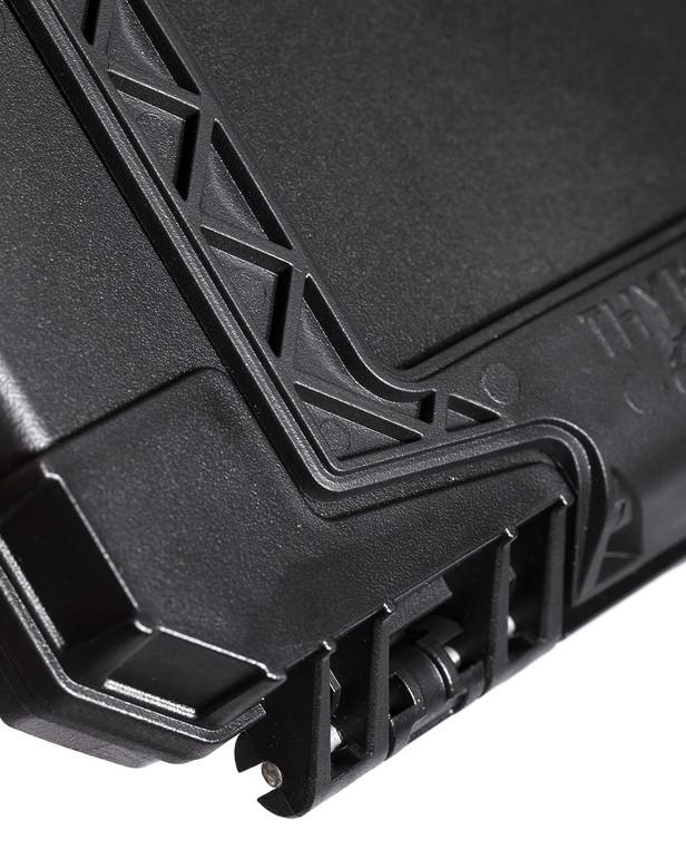 Thyrm DarkVault-Comms Black Schwarz