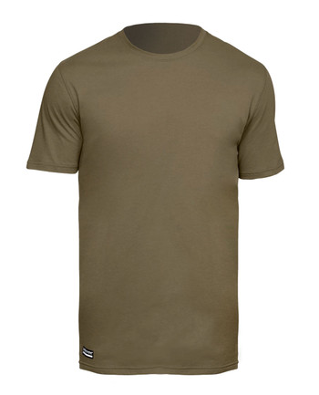 Under Armour - Tactical Cotton T-Shirt Federal Tan
