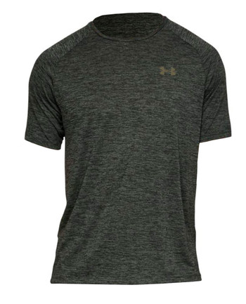 Under Armour - UA Tech 2.0 SS Tee Baroque Green