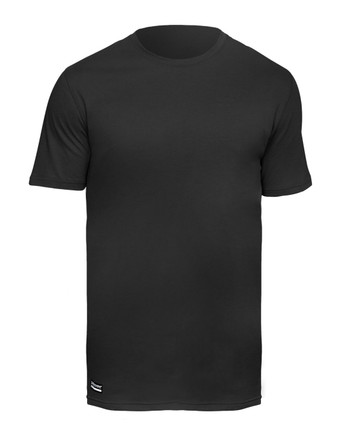 Under Armour - Tactical Cotton T-Shirt Black Schwarz