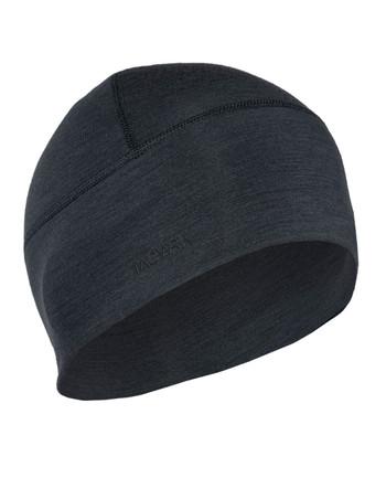 DNS Alpha - Merino Beanie TACWRK Logo Black
