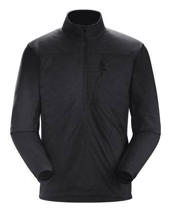Arc'teryx LEAF - Naga Pullover AR Men's (Gen2) Schwarz Black