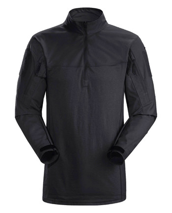 Arc'teryx LEAF - Assault Shirt AR Men's (Gen2) Schwarz Black